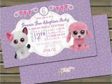 Beanie Boo Birthday Invitations Beanie Boo Quot Princess Quot and Quot Muffin Quot Birthday Party