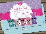 Beanie Boo Birthday Invitations Beanie Friends Birthday Party Invitation by Twinspiringdesign