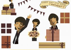 Beatles Birthday Card Musical Linnica A 3d Beatles Birthday Card