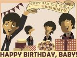 Beatles Happy Birthday Card Beatles Birthday Quotes Quotesgram