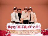 Beatles Happy Birthday Card Happy Quot Birthday Quot the Beatles Reciclado Huevos 2