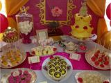 Beauty and the Beast Birthday Party Decorations Beauty and the Beast Birthday Party Ideas Photo 11 Of 31