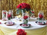 Beauty and the Beast Birthday Party Decorations Beauty and the Beast Diy Birthday Party Popsugar Home