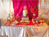 Beauty and the Beast Birthday Party Decorations Kara 39 S Party Ideas Beauty and the Beast 1st Birthday Party