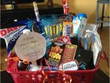 Best 30th Birthday Present for Boyfriend Boyfriend Birthday Basket 26 Of His Favorite Things for