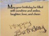 Best Birthday Card Ever Written Happy Birthday Written In the Sand Beach Sunshine
