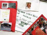 Best Birthday Card Ever Written Naomi Watts Showered with Handwritten Birthday Cards From