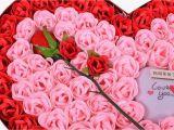 Best Birthday Flowers for Girlfriend Rose soap Flower Gift Ideas Girlfriend Gift for Her Mother