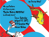 Best Birthday Invitation Ever Birthday Invites Best 10 Cat In the Hat Birthday