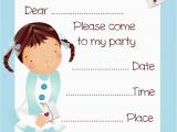 Best Birthday Invitation Ever Birthday Party Invitation Cards Free Printable Best