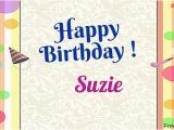 Best Free E Birthday Cards Uk Happy Birthday Suzie Free Ecards