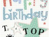 Best Free E Birthday Cards Uk Happy Birthday to A top Bloke Paper Salad Birthday Card