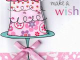 Best Free E Birthday Cards Uk Make A Wish Happy Birthday Greeting Card Cards Love Kates