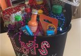 Best Gift for 21st Birthday Girl 21st Birthday Gift In A Trash Can Saying Quot Let 39 S Get