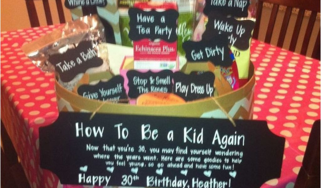 Best Gift For A Friend On Her Birthday 30th Ideas