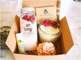 Best Gift for Girl On Her Birthday Rose Spa Birthday Gift Box Beets Apples