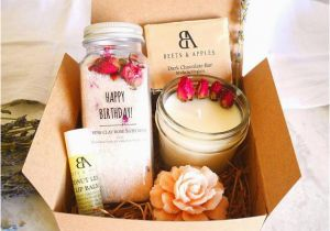 Best Gift For Girlfriend On Her Birthday In India Rose Spa Box Beets Apples