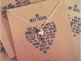 Best Gifts to Get Your Best Friend for Her Birthday I Love Dogeared Necklaces Getting This One for My Little