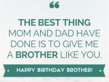 Best Happy Birthday Wishes Quotes for Brother Happy Birthday Brother 41 Unique Ways to Say Happy