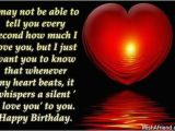 Best Happy Birthday Wishes Quotes for Girlfriend Awesome Heart Birthday Wishes for Girlfriend Nicewishes