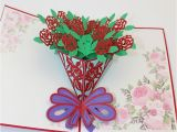 Best Place to Buy Birthday Cards Online Buy wholesale Greeting Cards Roses From China