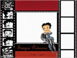 Betty Boop Birthday Invitations Betty Boop Free Printable Cards or Invitations Oh My