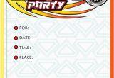 Beyblade Birthday Invitation Template Items Similar to Beyblade Birthday Party Invitations On Etsy