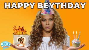 Beyonce Birthday Meme We Call Beyonce for Her Birthday Take that Justin Bieber
