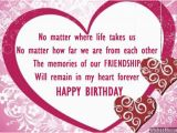 Bff Birthday Card Messages Happy Birthday Wishes for Best Friend Quotes Quotesgram