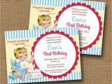 Bible Verse for 1st Birthday Invitations Baby 39 S First Birthday Invitation Diy by Bunglehousedesigns