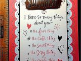 Big Birthday Cards Hallmark Hallmark Birthday Card Love Sweetheart Girlfriend