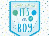 Big Birthday Cards In Stores It 39 S A Boy Baby Card Greeting Cards B M