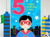 Big Birthday Cards In Stores Superhero Boy Large Birthday Card Colour their Day