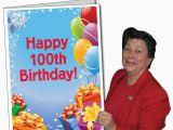 Biggest Birthday Card Big Funny Cards 10th 100th Birthday Cards Ebay