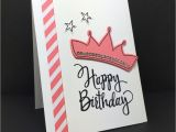 Biggest Birthday Card Pals Pick A Quot B Quot Blog Hop Birthday Card Stampin 39 Pretty