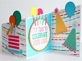 Biggest Birthday Card Stampin Up Balloon Celebration Biggest Birthday Ever