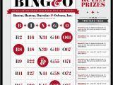 Bingo Birthday Invitations 9 Best Invites Images On Pinterest Bingo Night Bingo