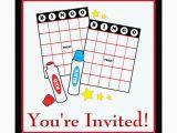 Bingo Birthday Invitations Bingo Party Card Bingo Party and School Fundraising Ideas