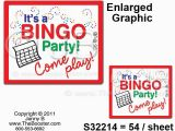 Bingo Birthday Invitations Bingo Party Invitations Oxsvitation Com