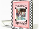 Birthday Alarm Free Cards Smoke Alarm Birthday Card 381559