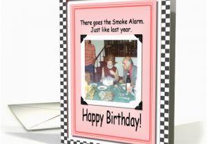 Birthday Alarm Free Cards Smoke Card 381559