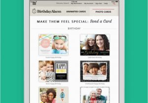 Birthday Alarm Greeting Cards App Shopper Free Reminders And
