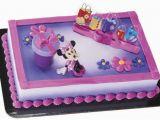 Birthday Cake Decorating Kits Cake Decorating topper Kit Minnie Mouse Hat Box Birthday