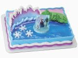 Birthday Cake Kits for Cake Decorating Decopac Disney Frozen Anna and Elsa Cake Kit