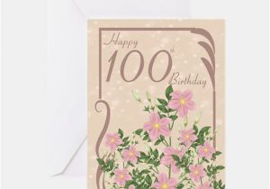 Birthday Card 100 Years Old Greeting Cards Cafepress