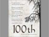 Birthday Card 100 Years Old 100th Birthday 100 Years Old Birthday Gift Gift From 100