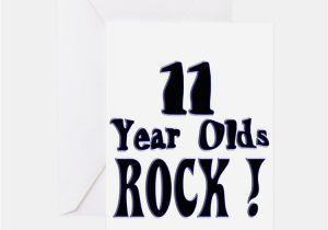 Birthday Card 11 Yr Old Girl Year Boy Greeting Cards Ideas Sayings