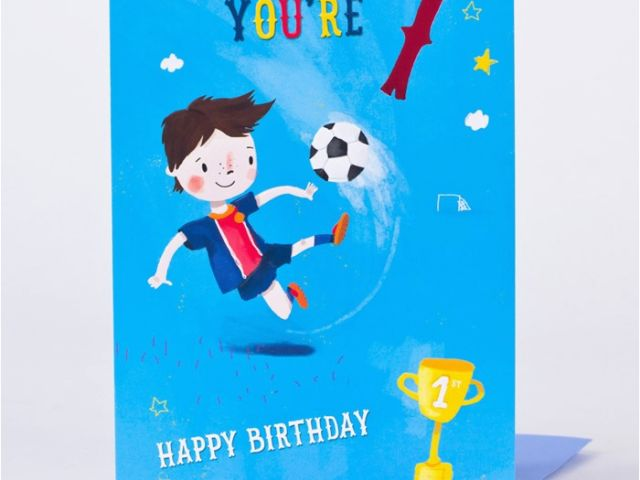 Download By SizeHandphone Tablet Desktop Original Size Back To Birthday Card 7 Year Old Boy
