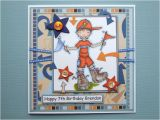 Birthday Card 7 Year Old Boy Birthday Card for 7 Year Old Boy Cards Pinterest