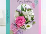 Birthday Card and Flowers Delivery Cheap Flowers Under 25 Free Delivery Included Flying